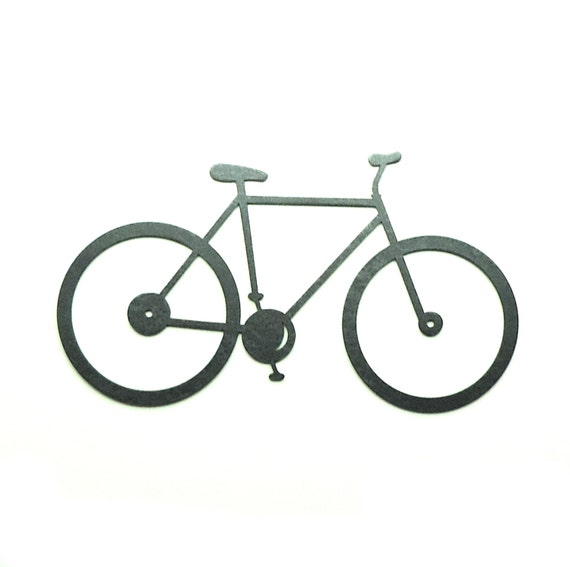 On Sale - Bicycle Metal Wall Art - Free USA Shipping