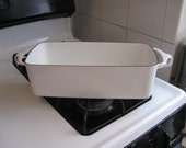 White Dansk IHQ Kobenstyle Loaf Pan