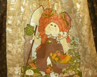 Vintage Cabbage Patch Kid Long Skirt