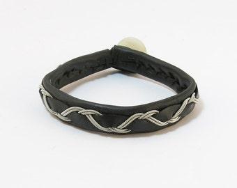 Swedish Sami Lapland bracelet - vegan