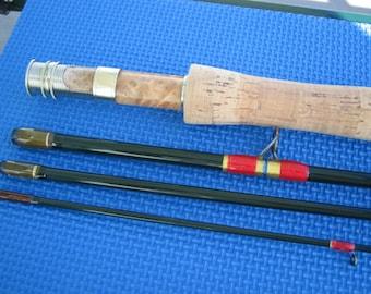 Winston Boron IIX Fly Rod with fuji Titanium fly guides