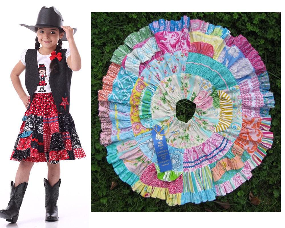 Twirl Skirt Instructions 46