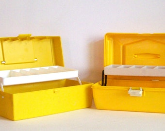 Tool Boxes, Tool Box, Sewing Notions Box, Craft Carrier