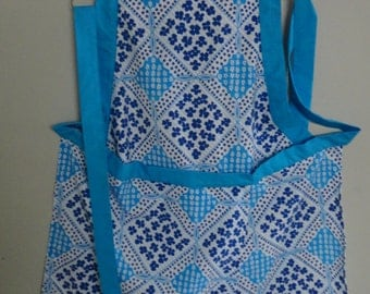 Pottery Apron for Wheel/Throwing