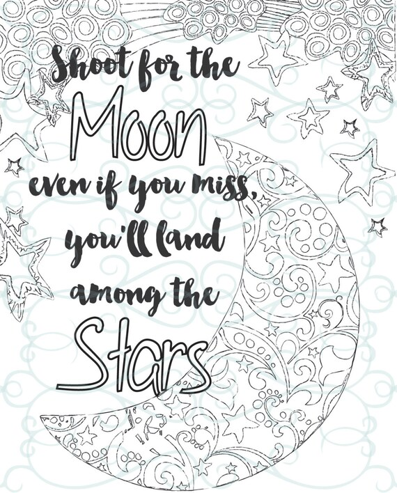 Inspirational Quotes Coloring Pages For Adults : Inspirational coloring pages for adults
