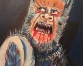 Werewolf of Spain (2015) by Mark Redfield