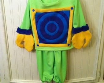 Bot  Costume from Team Umizoomi