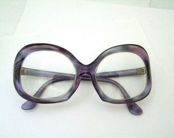 1960s Eyeglasses // 60s Vintage Frames //   ADORNA  Optical