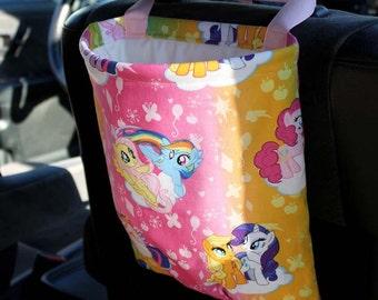 My Little Pony Car Storage Bag or Trash