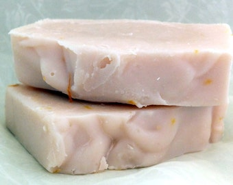 Creamy Goat Milk Soap- for all skin types