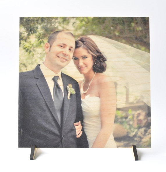 Your Photo Printed On Wood