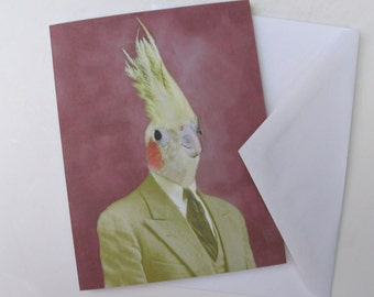 Mr. Gary Tiel - Note Card