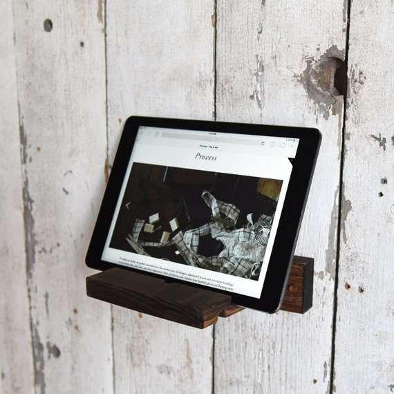 iPad Easel by Peg and Awl