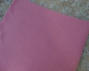 Large jersey knit receiving/swaddle blanket.