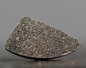 SALE - Titanium Coated Druzy Quartz (10165)