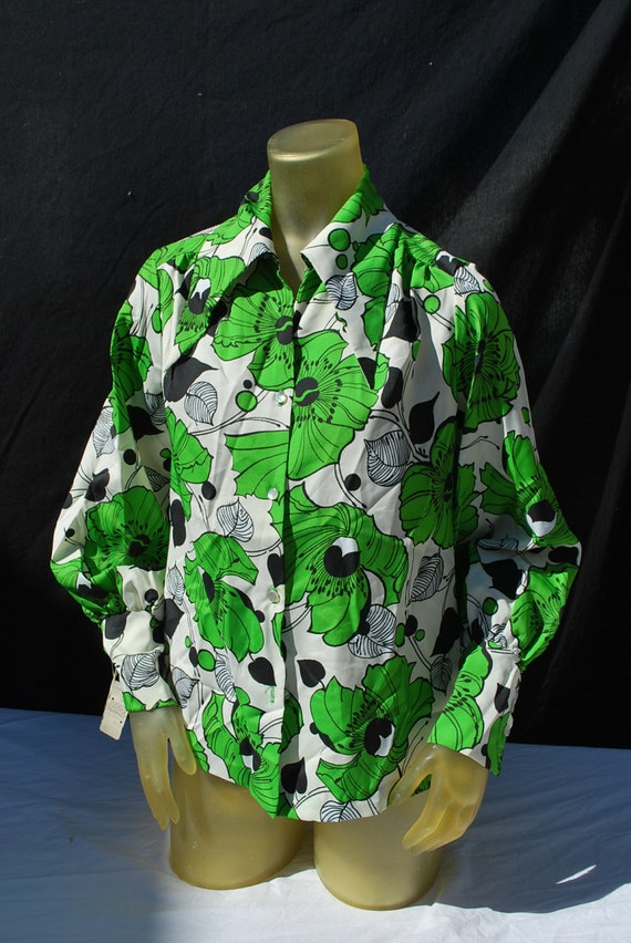 Polyester Blouse Static 31