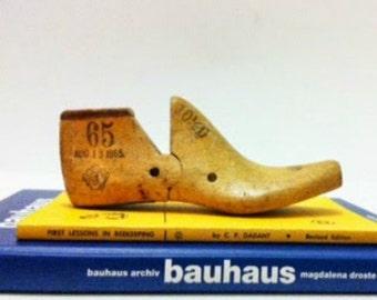 Wooden Shoe Form