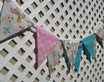 Damask crib bedding etsy for Bird nursery fabric