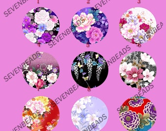 10mm,12mm,14mm,16mm,18mm,20mm,25mm,30mm Round Photo Glass Cabochons ,jewelry Cabochons finding beads,glass cabochons findings