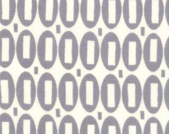 American Jane Pezzy Print tonal gray moda fabrics FQ or more
