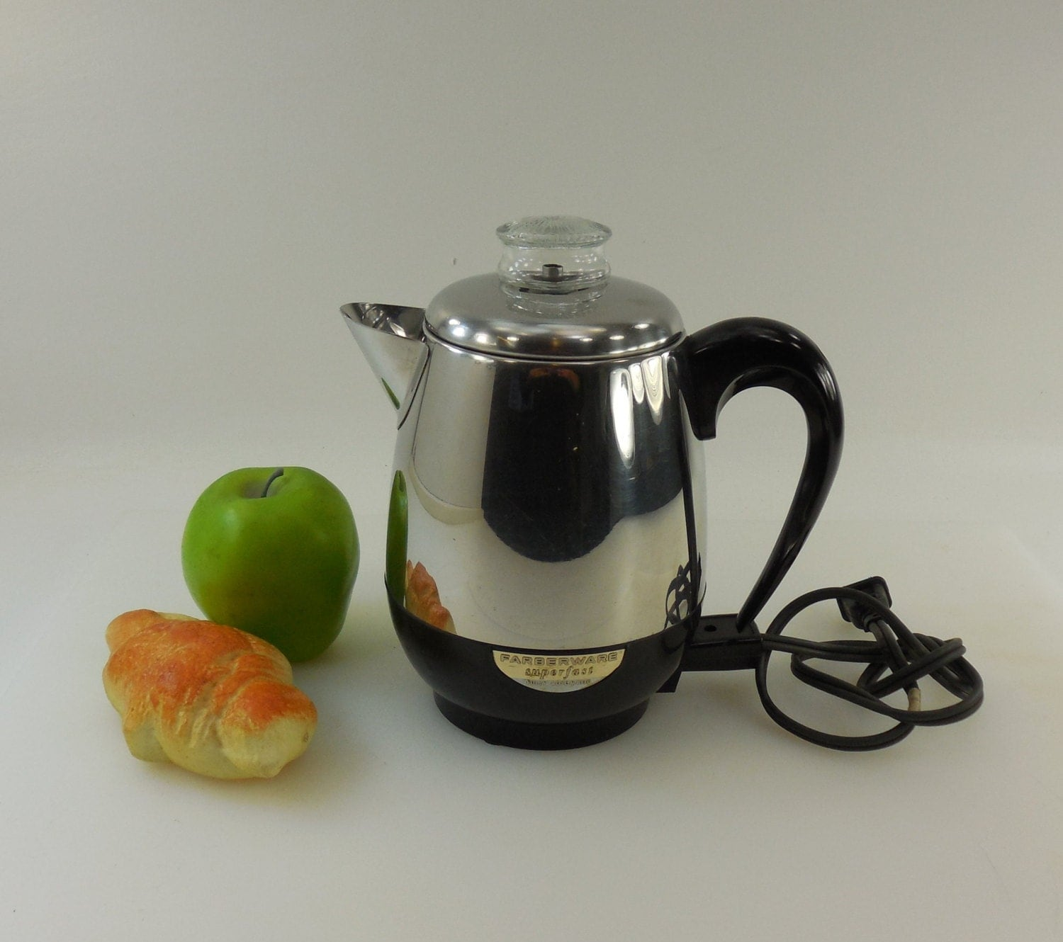 Farberware Coffee Maker Cleaning : Farberware Coffee Pot Superfast Stainless Percolator 2-4