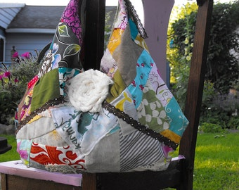 Patchwork Gypsy Bag
