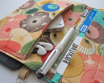 Tablet Keeper in Paper Parasol for iPad, iPad Mini, iPad Air, Nexus 7, Kindle Fire, Nook and more