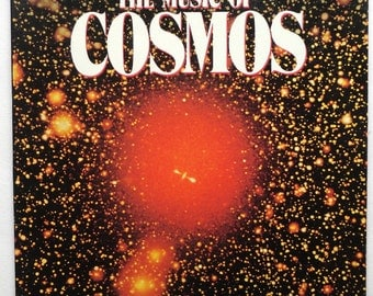 Rare Quot The Music Of The Cosmos Quot Vinyl Soundtrack 1981