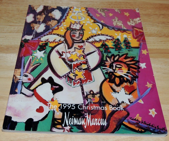 1995 neiman marcus christmas catalog for Neiman marcus christmas cards