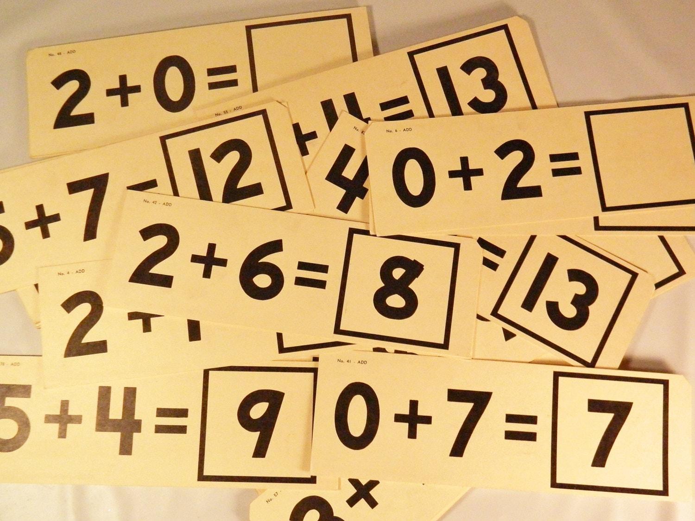 Vintage Math 3