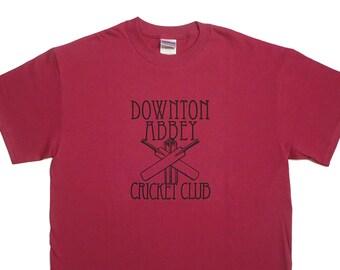 Downton Abbey Cricket Club T-shirt