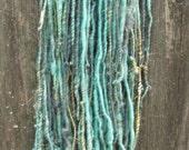 Handspun Art Yarn - Tahitian Tides