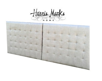 Tufted Wall Panels Fabric Wall Upholstered Headboard Custom Wall System Banquet BY CUSTOM ORDER