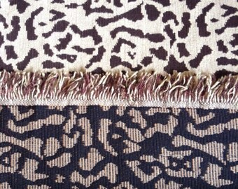 Cougar upholstery fabric