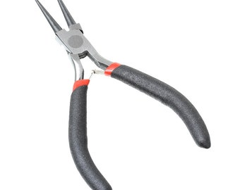 """Needle Nose Pliers - Stainless Steel - 12.5 cm (4 7/8"""")"""