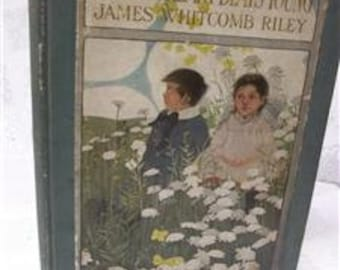 While The Heart Beats Young By James Whitcomb Riley 1906 HB