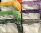 Paperless Towels, Unpaper Towels, Reusable Paper Towels, (Pack of 12)