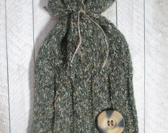 Upcycled Winter Sweater Hat Toddler Child Winter Hat