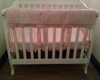 Mini crib set