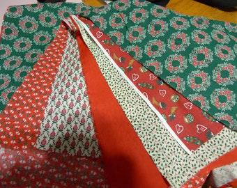 Christmas Cottons Prints & Solids