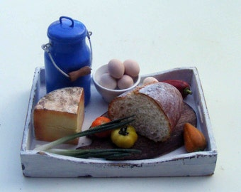 Cottage tray