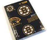 Passport Cover Boston Bruins