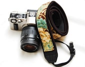 Ready to ship -  Best camera strap for DSLR - Forest
