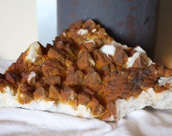 Amazing Large Skeletal Quartz  Cluster Abbeville County, South Carolina