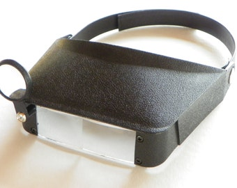 CLOSEOUT Flip-Up Head Magnifier Multi-Strength