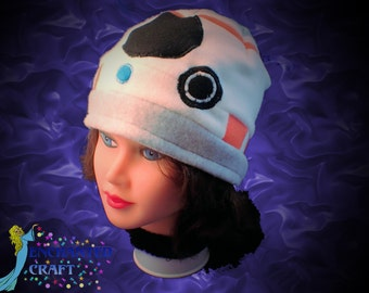 NEW FLEECE Star Wars BB-8 Beanie Hat, droid