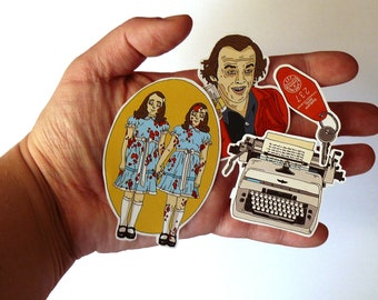 Stickers // The Shining