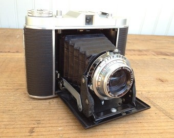 Vintage Solida Roll Film Camera - Made in Germany