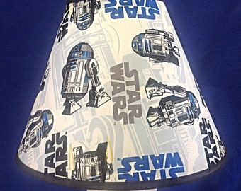 R2D2 Star Wars Lamp Shade