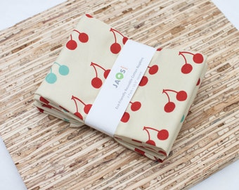 Eco-Friendly Large Cloth Napkins - Set of 4 - (N2493)